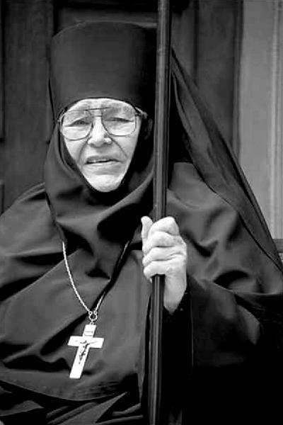 Кратък поглед върху жизнения път и духовното наследство на матушка игумения Серафима