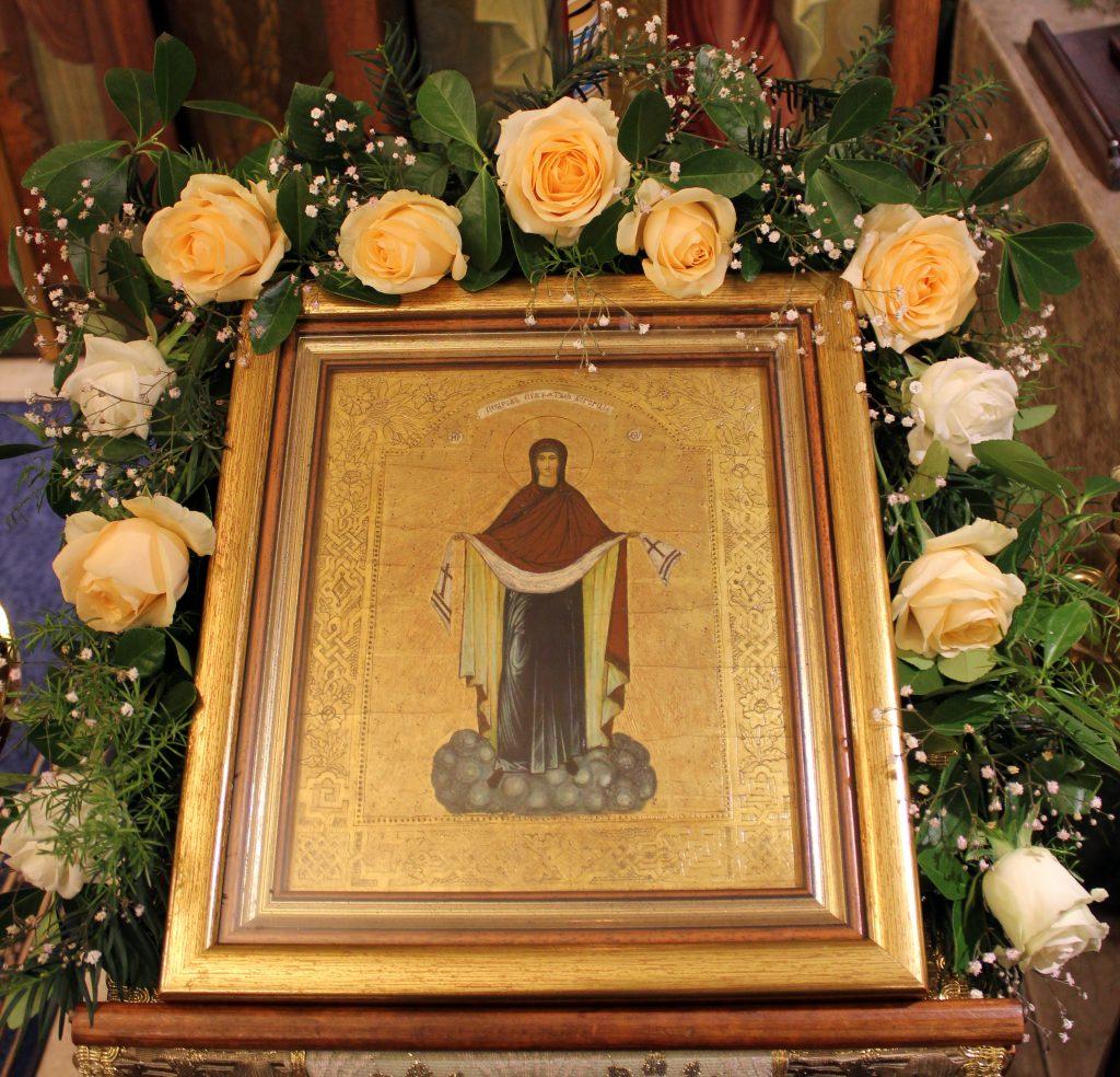 Слово на празника Покров на Пресвета Богородица
