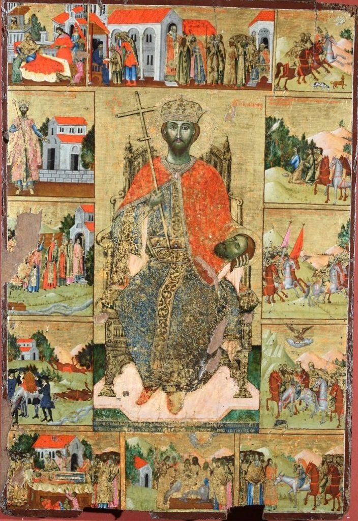 Житие на свети княз Йоан-Владимир